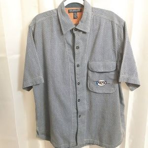 Pepe Jean's London Short Sleeve Button Up Shirt